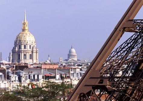 Eiffel af Henri Garat