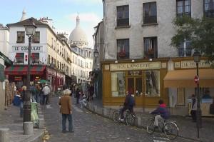 Montmartre fra parisinfo