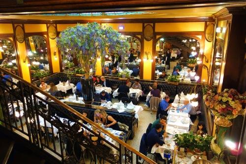 150 ans de la brasserie bofinger menu d'automne 1