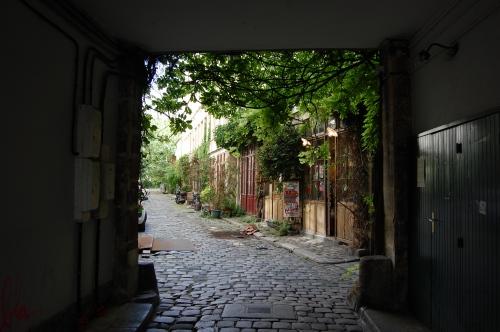 Passage lhomme