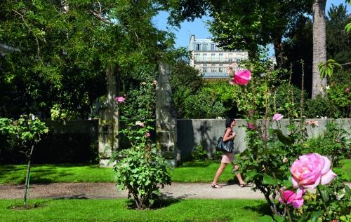 Jardin des Archives